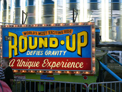 Round Up poster