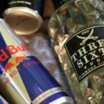 Red Bull and alcohol