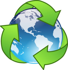 Recycle on Earth