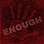 Enough sign