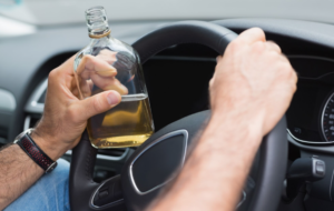 driving while drinking, car accident