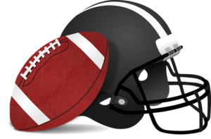 football helmets, personal injury