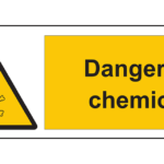 a dangerous chemicals sign, personal injury lawyer