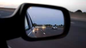 car mirror, accident lawyer