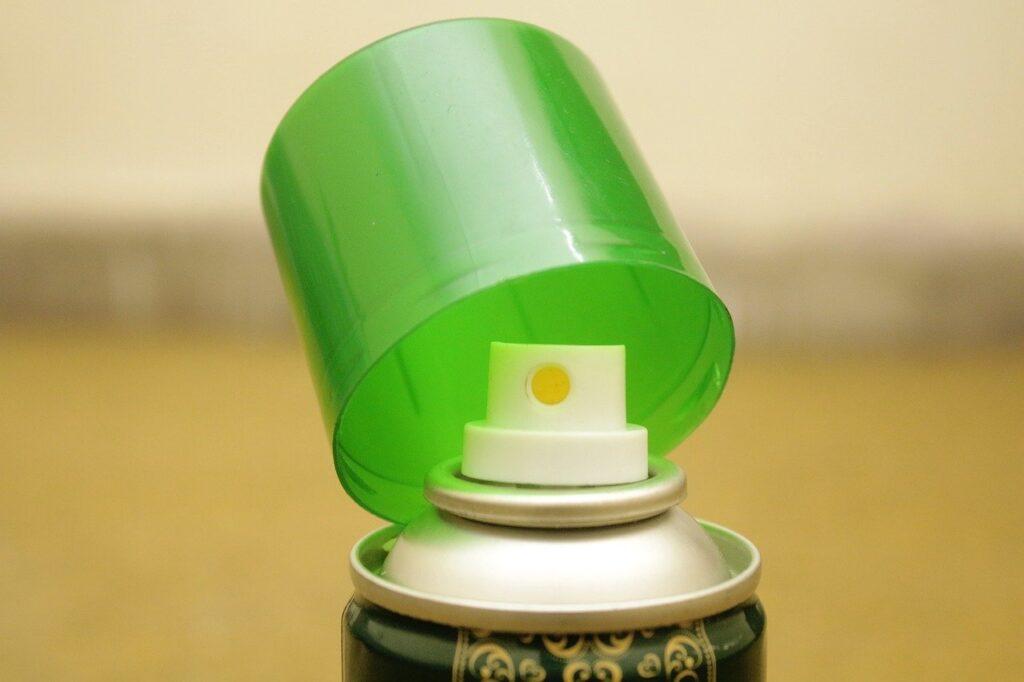 Closeup of an Air refresher
